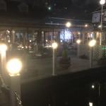 カナルカフェ、ロマンチックな雰囲気がいっぱい