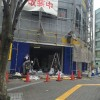 本八幡のマツキヨは改装工事中