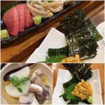 お正月早々、真間寿司でお食事