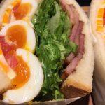 サンドイッチも美味しい船橋珈琲焙煎所