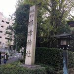根津神社(ねづじんじゃ)のつつじ