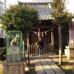 春爛漫 稲荷神社