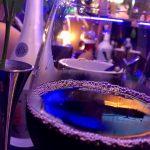 新しいワイングラスで飲んでみた