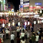 第32回納涼盆踊り大会 初日