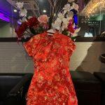 旗袍(チイパオ)チャイナドレス
