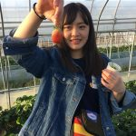 栃木県小山市でいちご狩り