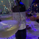 サザエに白ワイン