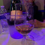 フランスのシャンパンで乾杯