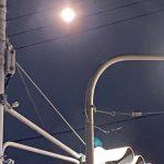一月の満月はフルムーン